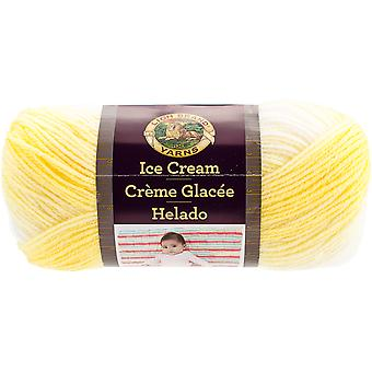 Ice Cream Yarn-Lemon Meringue 923-211