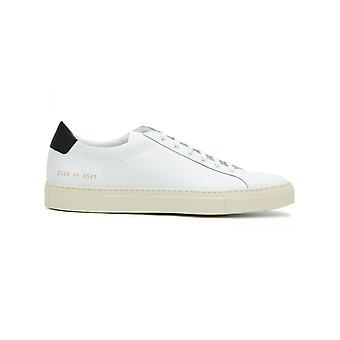 Common projects men's 21290547 White leather of sneakers