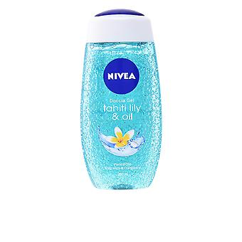 Nivea Tahiti Lily And Oil Shower Gel 250ml New Unisex