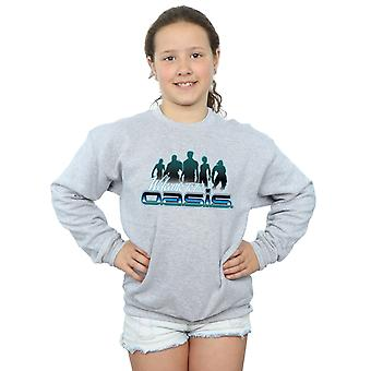 Ready Player One Girls Welcome To The Oasis Sweatshirt