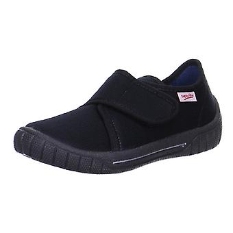 Superfit Bill 8271-01 Latex Free Canvas PE Plimsolls Black