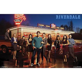 Riverdale - Group Poster Print