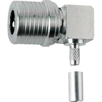 QLS kontakten kontakten, rett vinkel 50 Ω Telegärtner J01420A0115 1 eller flere PCer