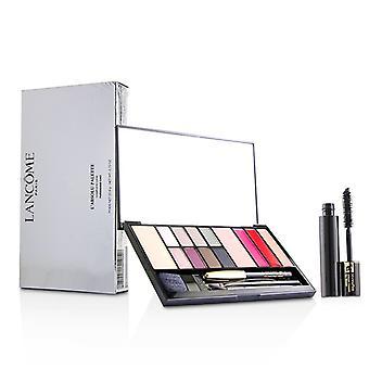 Lancome L'absolu Palette Complete Look - # Parisienne Chic (13x Shades 1x Mini Eye Pencil 1x Mini Mascara) - 20.9g/0.73oz