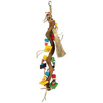 Trixie Wooden Toy With Balls Wicker (Birds , Toys)