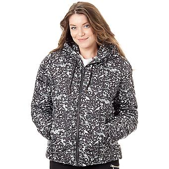 Oneill Black Aop-White Voyage Womens Jacket