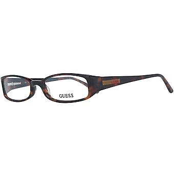 Guess lunettes mens Brown