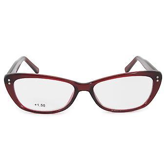 Harley Davidson Oval Reading Eyeglasses HD3013 RD 52 +1.50