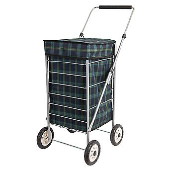 Sabichi Angus 4 Wheel Shopping Trolley