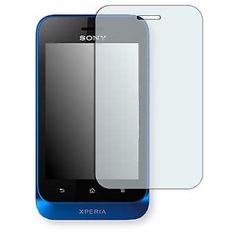 Sony tapioca DS screen protector - Golebo crystal clear protection film