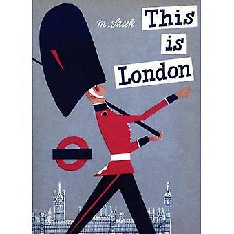 This is London by Miroslav Sasek - 9780789310620 Book