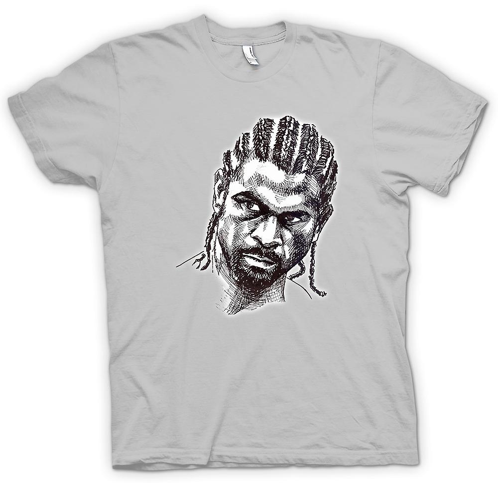 Mens T-shirt - David Hayes - British Boxer