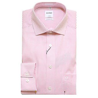 Olymp Shirt 1020 81 Pink