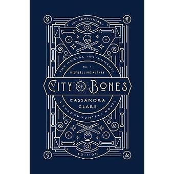 De dødelige instrumenter 1 - by af knogler af Cassandra Clare - 97814063