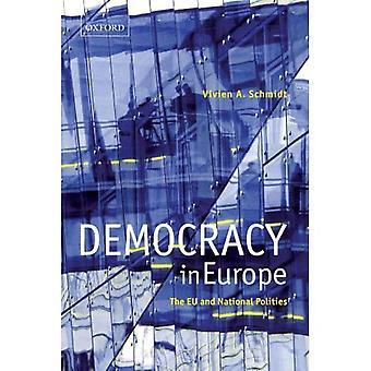 Democracia na Europa: A UE e organizações políticas nacionais
