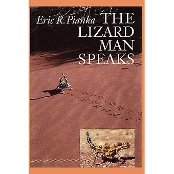 The Lizard Man Speaks (The Corrie Herring Hooks Series)