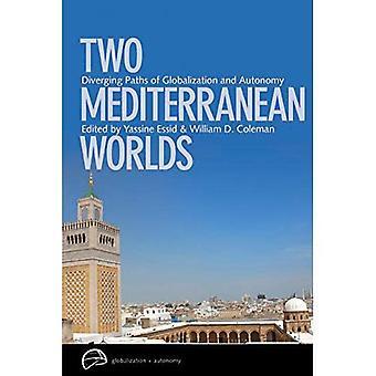 Två Medelhavet världar