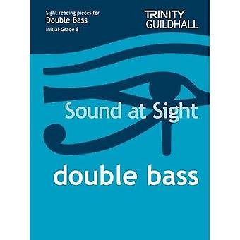Sound at Sight Double Bass Initial-Grade 8: Sample Sight Reading Tests for Trinity Guildhall Examinations