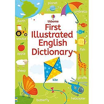 Ensimmäinen kuvaa sanakirja (kuvitettu sanakirjoja ja synonyymisanastot)