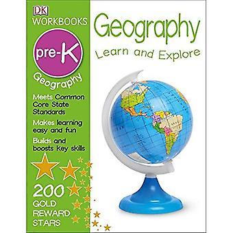 Classeurs DK: Géographie, Pre-K