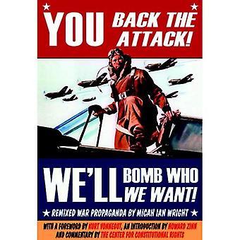 Back the Attack!: Remixed War Propaganda