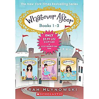 Whatever After Books 1-3 (Whatever After (Paperback))