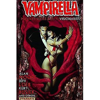 Vampirella Masters Series Volume 4: Visionaries