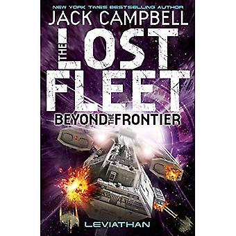 La flotte perdue: Au-delà de la frontière - Léviathan (livre 5)