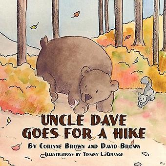 Oom Dave gaat voor een wandeling