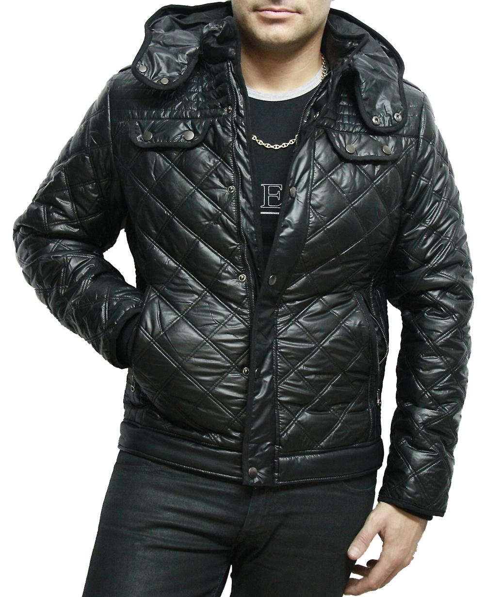 Waooh - quilted jacket detachable hood Ryan