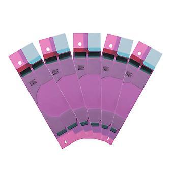 5 stuk - batterij zelfklevende Strips voor iPhone 8 Plus