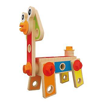 Jeu d'imitation enfant jeux jouets Kit de construction basique 0102069