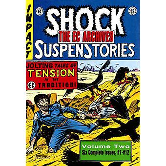 De EG archieven - v. 2 - Shock Suspenstories door Al Feldstein - Wally Wo