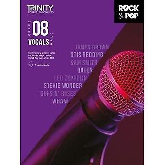 Trinity College London Rock� & Pop 2018 Vocals Grade 8 CD Only (Trinity Rock &� Pop)