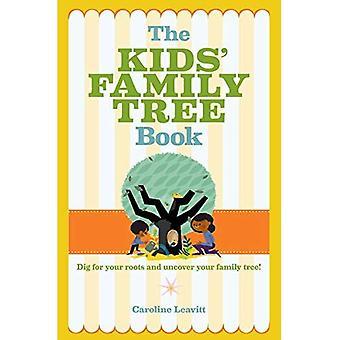 Barn släktträd boken