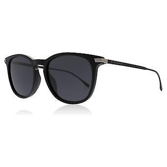 Hugo Boss BOSS0987/S 807 Black BOSS0987/S Square Sunglasses Lens Category 3 Size 53mm
