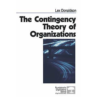 La teoria di contingenza delle organizzazioni da Donaldson & Lex