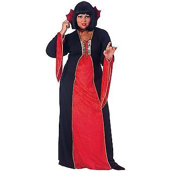 Vampiress Woman Plus Size Costume