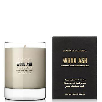 باكستر كاليفورنيا، الرائحة شمعة ز 274-رماد الخشب