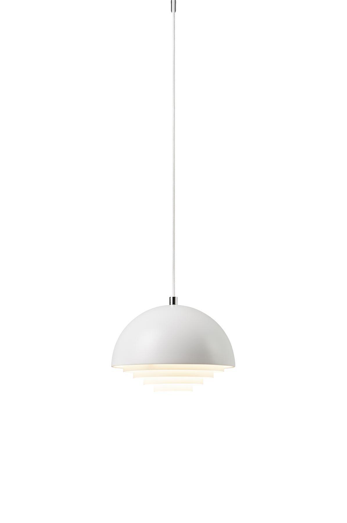 Herstal - Motown LED pendentif lumière blanc Finish 6007225020