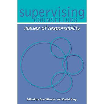 Supervisione di consulenti questioni di responsabilità da Wheeler & Sue
