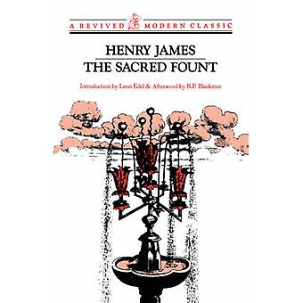 Sacred Fount by James & Henry & Jr.