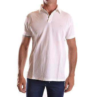 Ralph Lauren White Cotton Polo Shirt