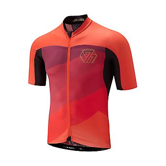 Madison Ruby Red 2017 Roadrace Premio Short Sleeved Cycling Jersey