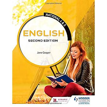 National 4 & 5 English - Second Edition by Jane Cooper - 9781510426955