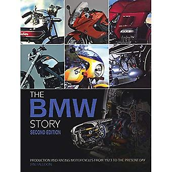 The BMW Motorcycle Story -� second edition