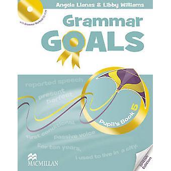 Objetivos gramaticais-nível 5-pacote do livro do aluno por Libby Williams-Angela