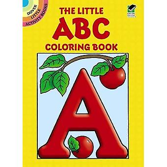 The Little ABC Coloring Book by Anna Pomaska - 9780486251561 Book