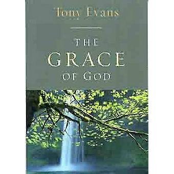 Grace of God by Tony Evans - 9780802443809 Book