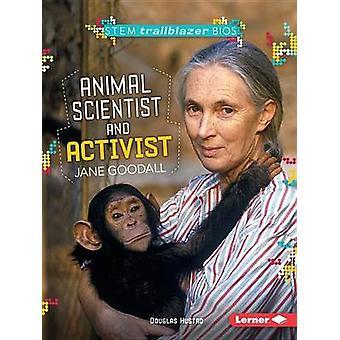 Animal Scientist and Activist Jane Goodall by Douglas Hustad - 978151